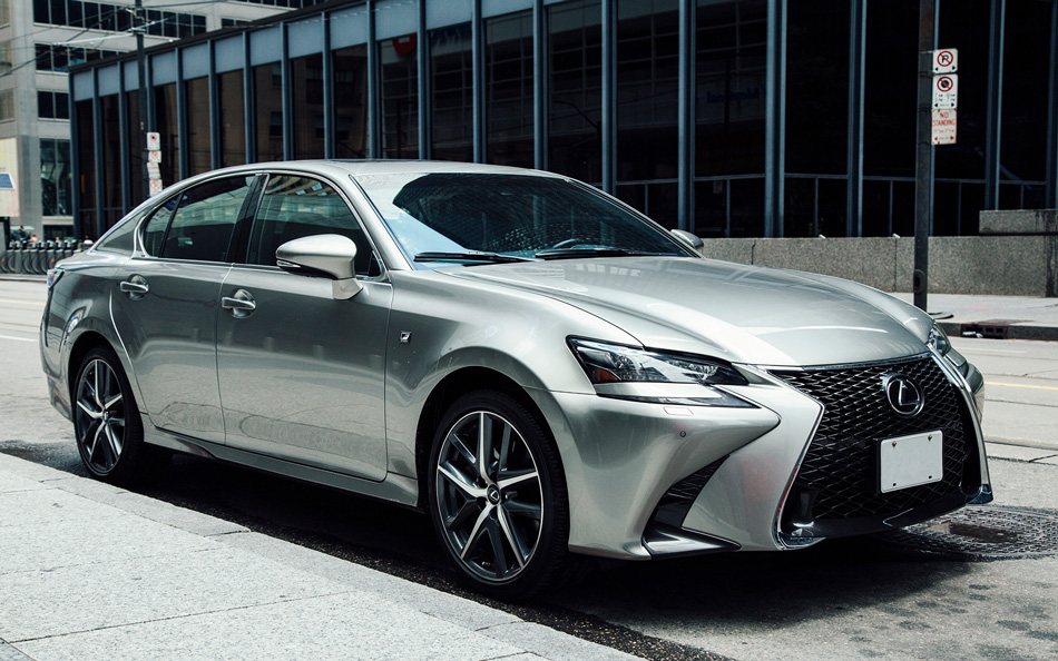Lexus GS 350 AWD 2018 For Sale Montreal   Technical Specs   Groupe Gabriel